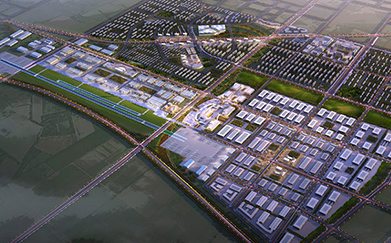 Shijiazhuang General Aviation Industrial Town Park